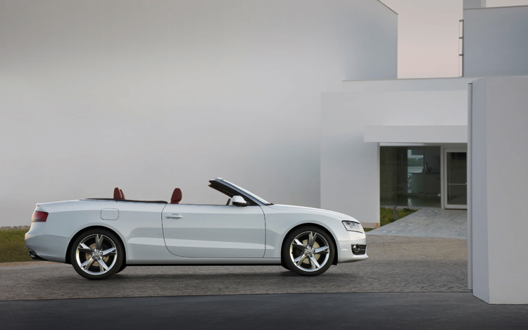 2010 Audi A5s5 Cabriolet First Drive Motortrend