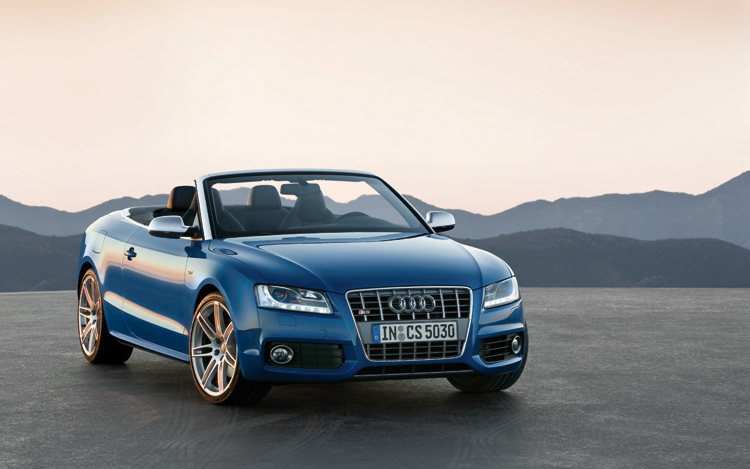 2010 Audi A5s5 Cabriolet First Drive Motor Trend