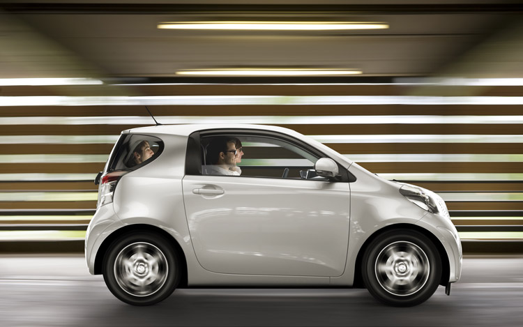 Scion Iq Concept To Debut At New York Auto Show Can It Win American