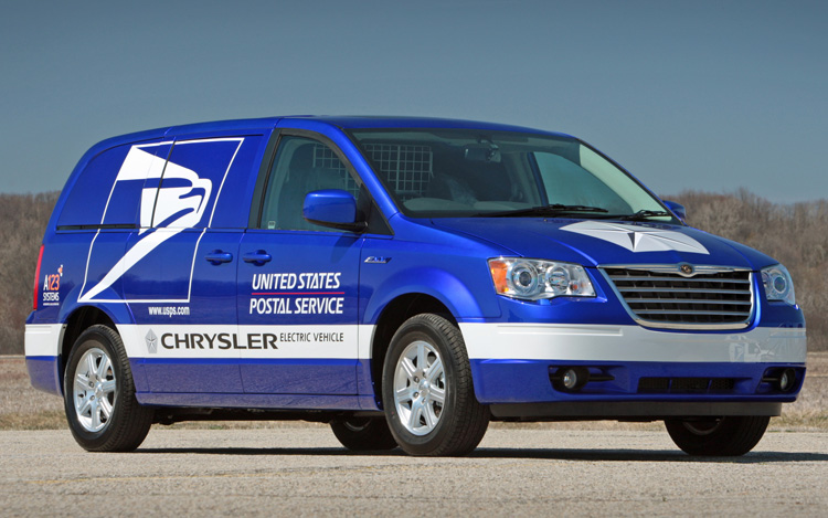 What will the new Post Office delivery vehicle look like?-Page 3