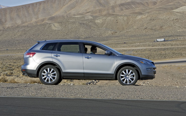 Charming Long Term Verdict: 2008 Mazda CX 9 GT AWD