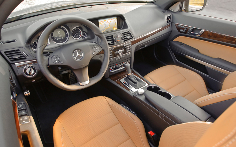 2010 Mercedes Benz E Class Coupe First Drive Motor Trend