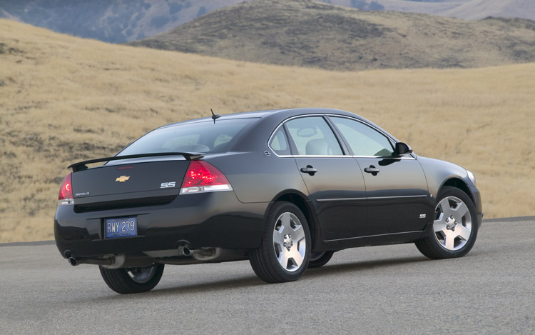 2010 Cobalt Ss >> Chevrolet Cobalt Ss Sedan And Impala Ss Gone For 2010 Are You
