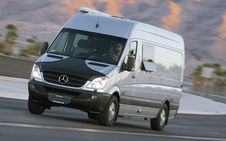 9d87783349c91d Keeping a High Profile  Three Days in the Sportsmobile Sprinter Lopes 55