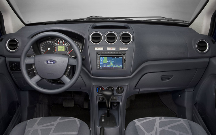 2010 Ford Transit Connect First Drive And Review Motor Trend