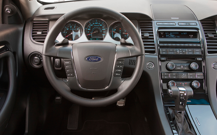 2010 Ford Taurus Sho First Test Motor Trend