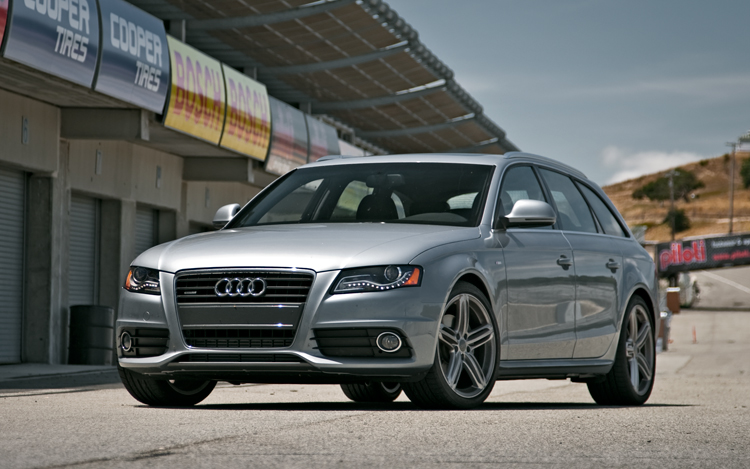 Long Term Update 2 2009 Audi A4 Avant Motor Trend