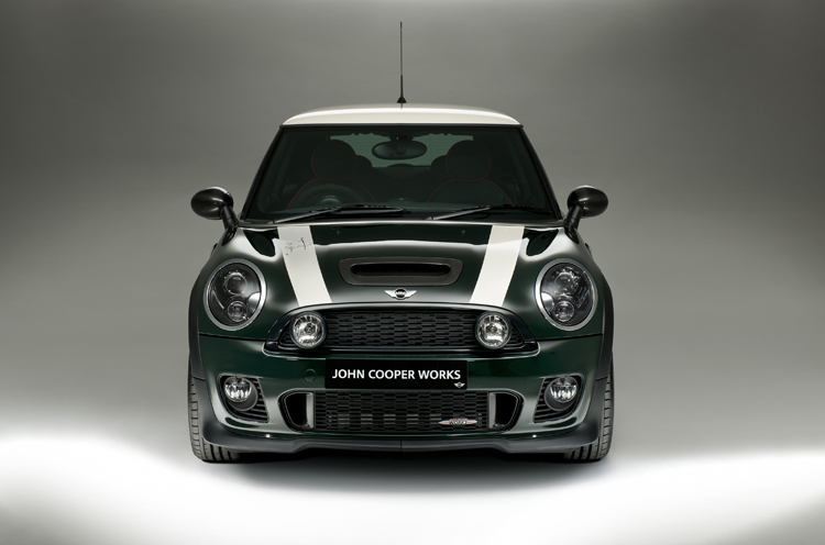 Report Mini Cooper S Jcw World Championship 50 May Be Coming To The