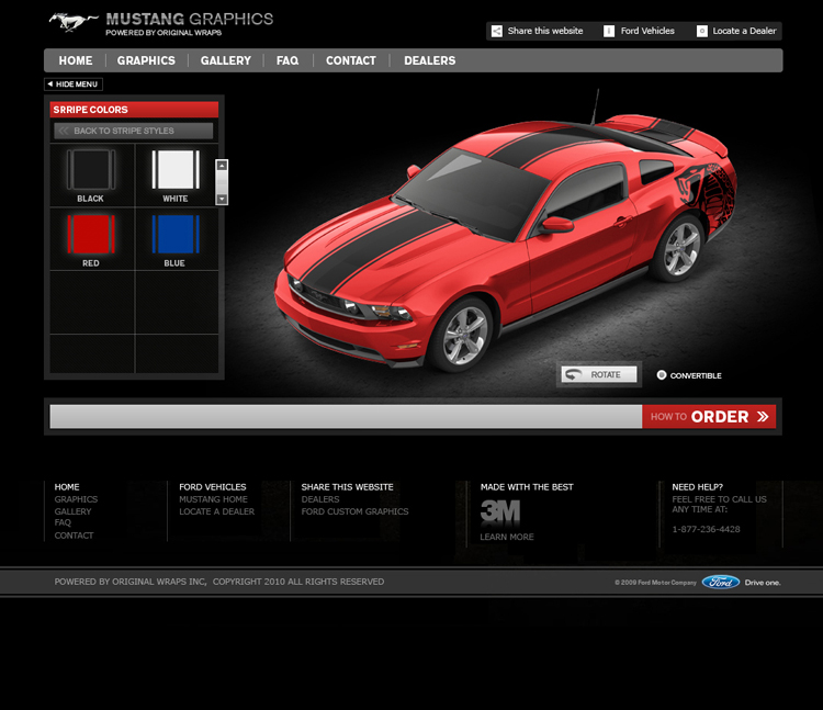 5684c0cf0f Ford Pushes Custom Vinyl Graphics Program  Puts Added Focus on F-150 and  Mustang
