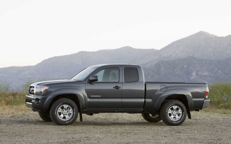 2011 Toyota Tacoma Gets Price Hike Base Model Starts At 17565