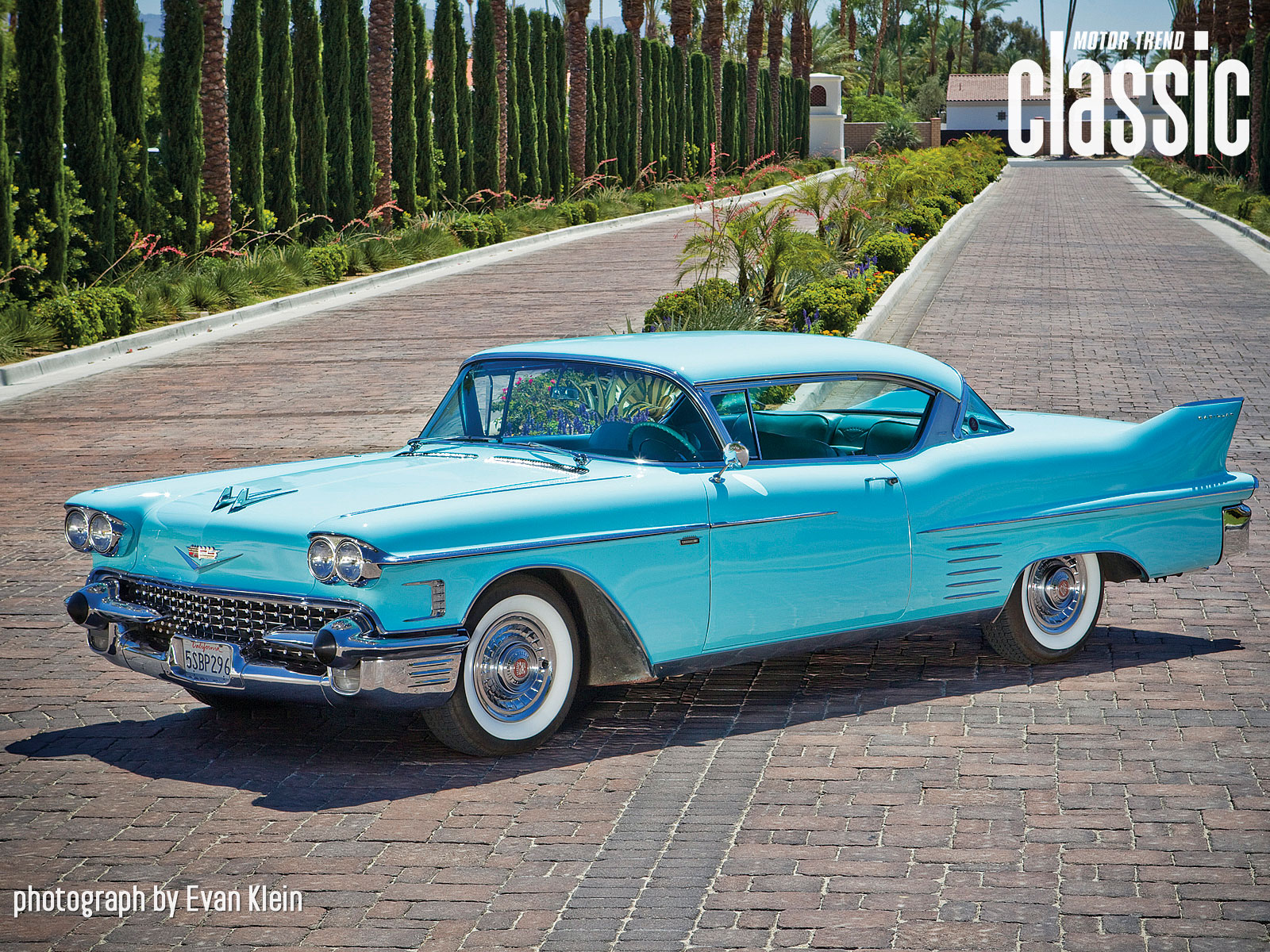 1958 Cadillac Series 62 Coupe Wallpaper Gallery Motor Trend