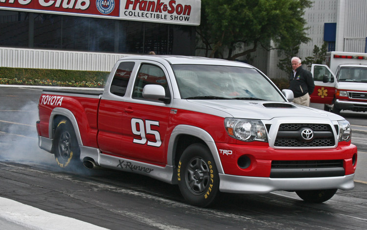Ready To Race I Forced Toyota Tacoma X Runner Rtr Motortrend