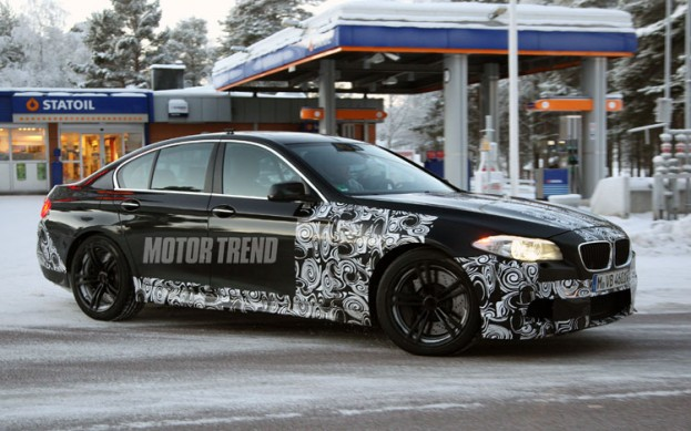 Why The 2012 Bmw M5 Is Ms First Automatic Only Car Motor Trend