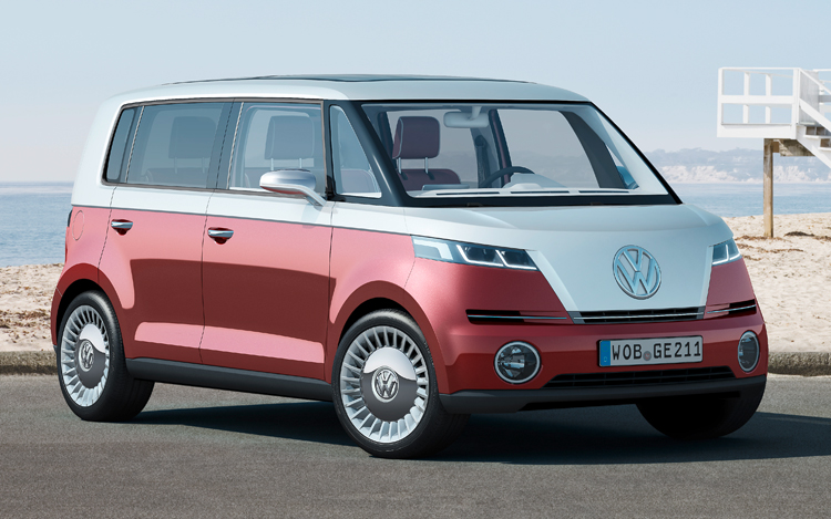 The Bus Is Back Volkswagen Bulli Reinvented In New Ev Concept