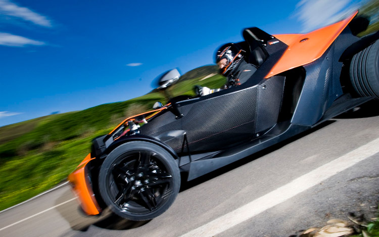 US Pricing For KTM X Bow Released Starts At 88500