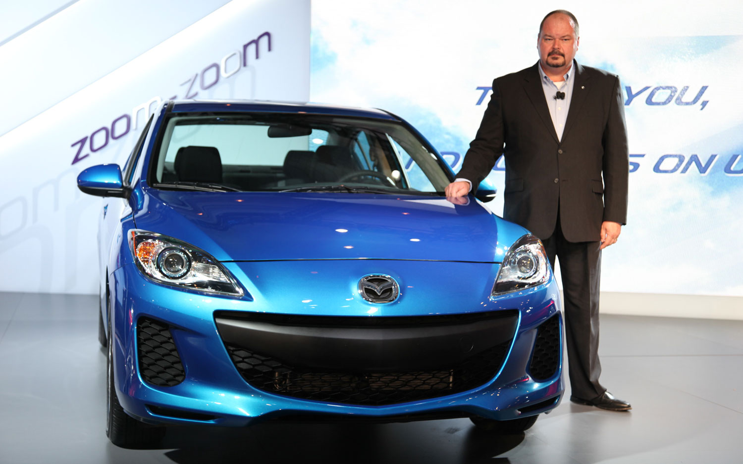 New York 2011: Mazda Announces Facelifted, Skyactiv Ated 2012 Mazda3 Will  Get 40 MPG Highway
