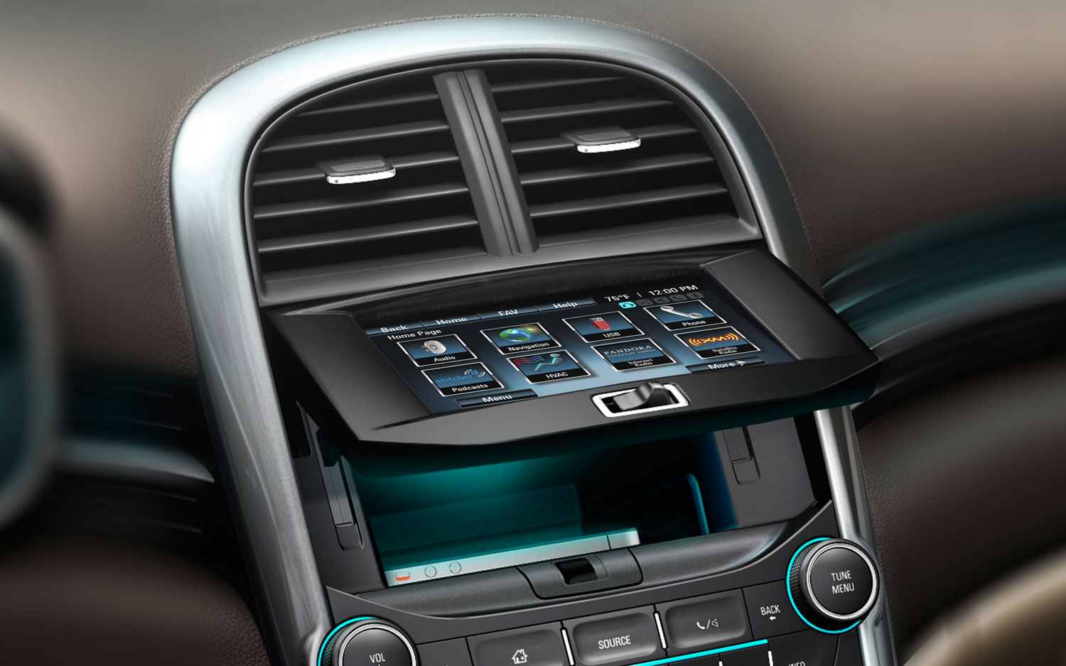 2013 Chevy Malibu Interior Teased Again; Camoed Car Gets Video Cameo
