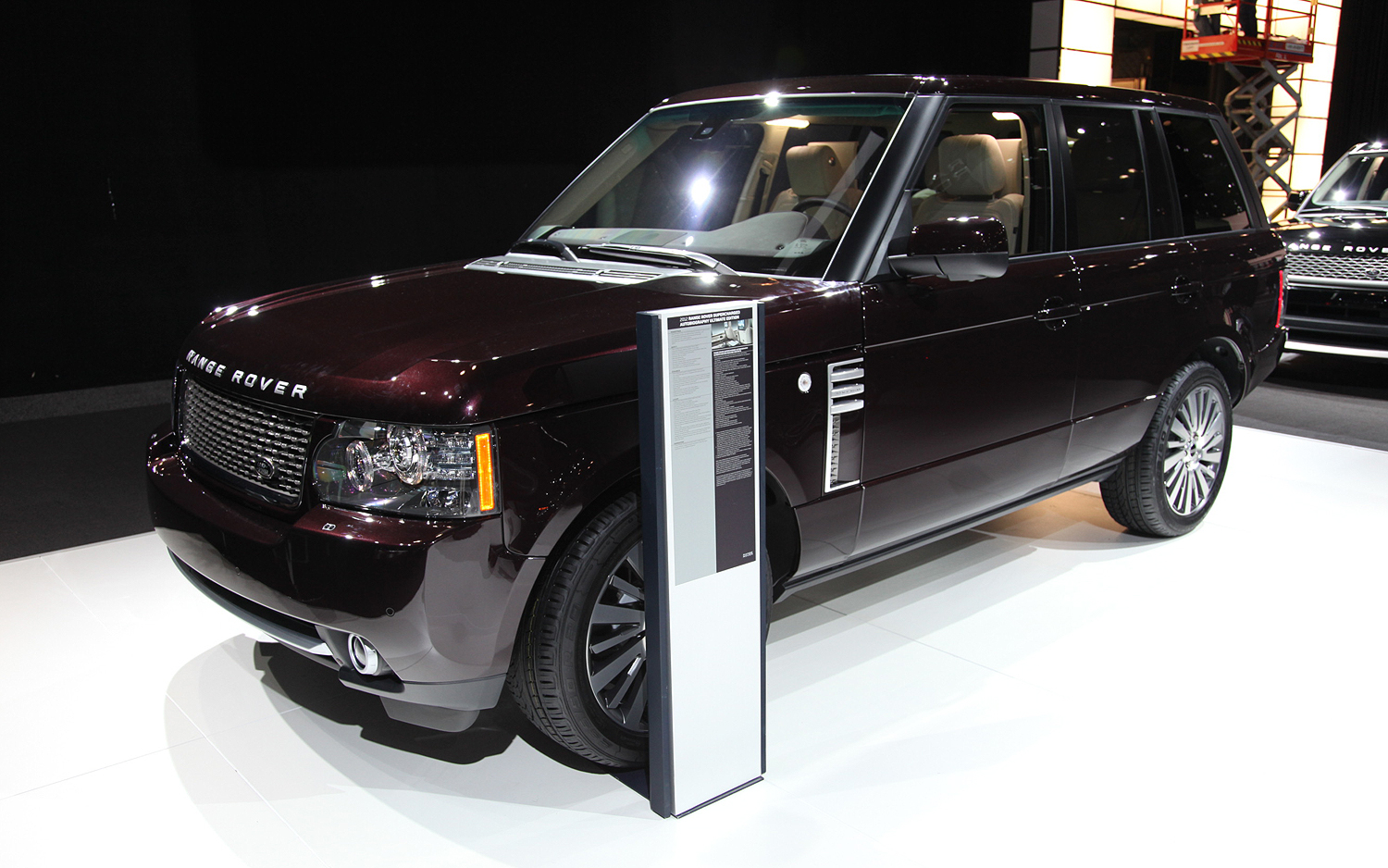 2012 Range Rover Autobiography Ultimate - Motor Trend