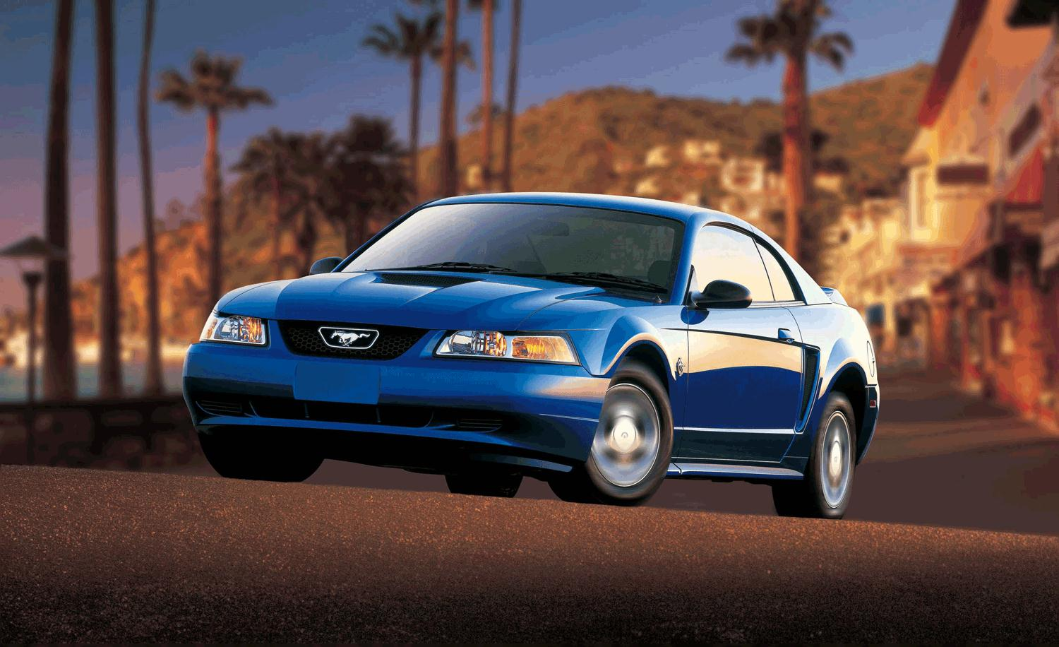 Thread of the day low mileage mustang or high mileage civic same