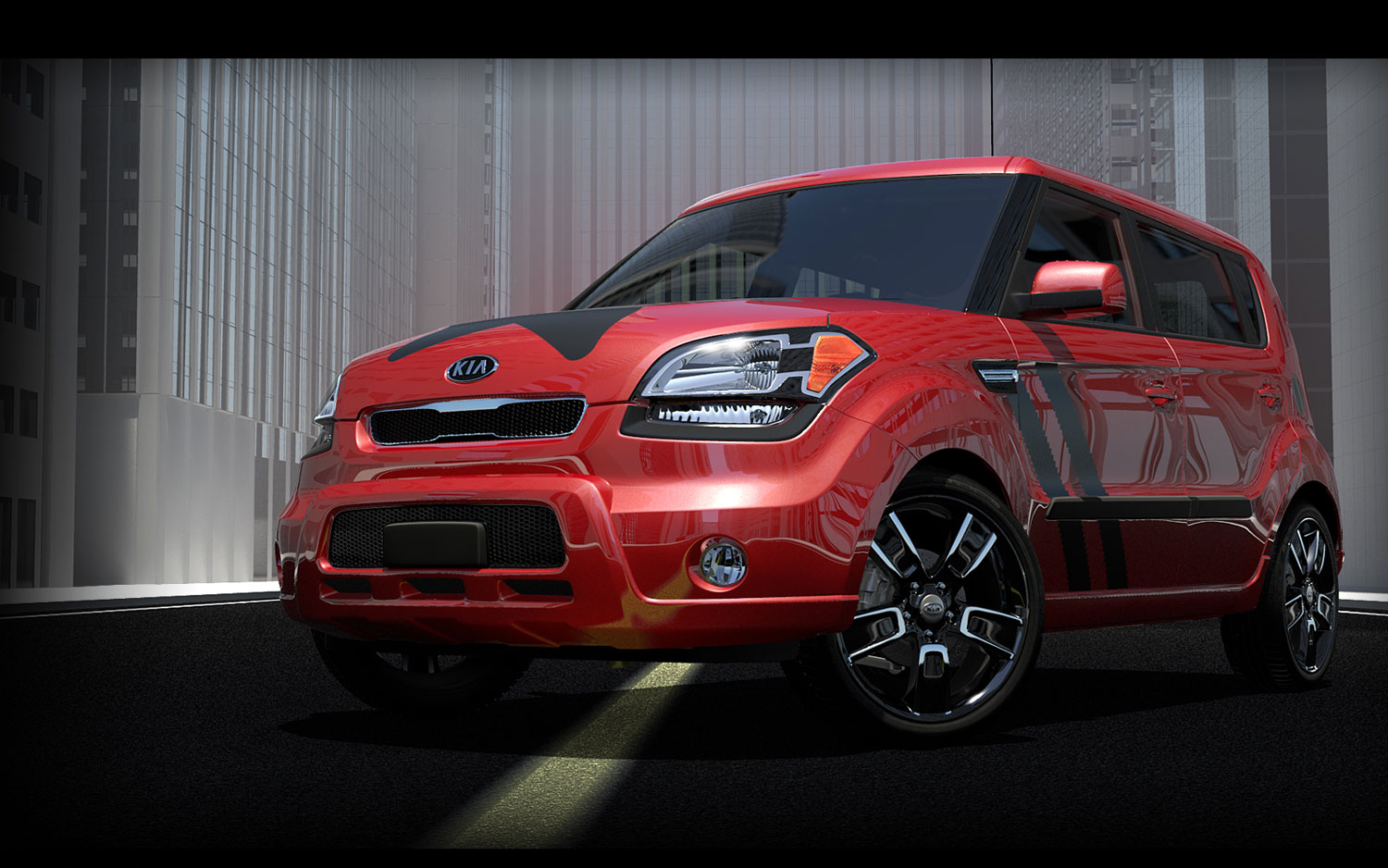Kia Celebrates Hamster Commercials With Soul Hamstar Edition