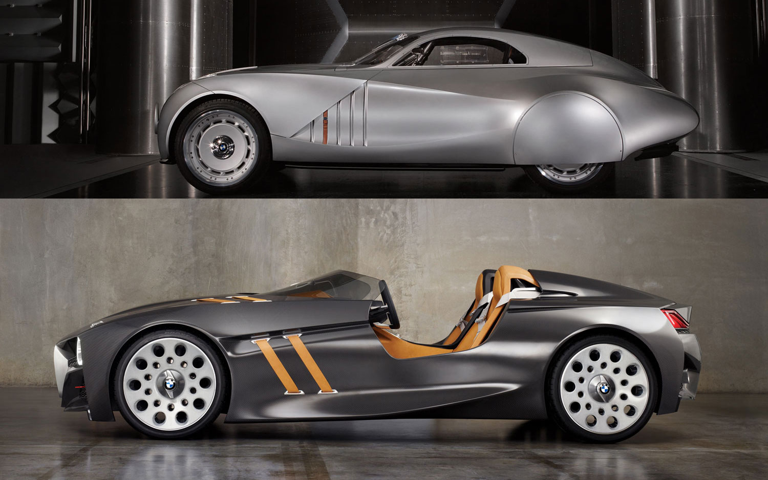 BMW 328 Hommage vs. Concept Coupé Mille Miglia 2006: Which Is better ...
