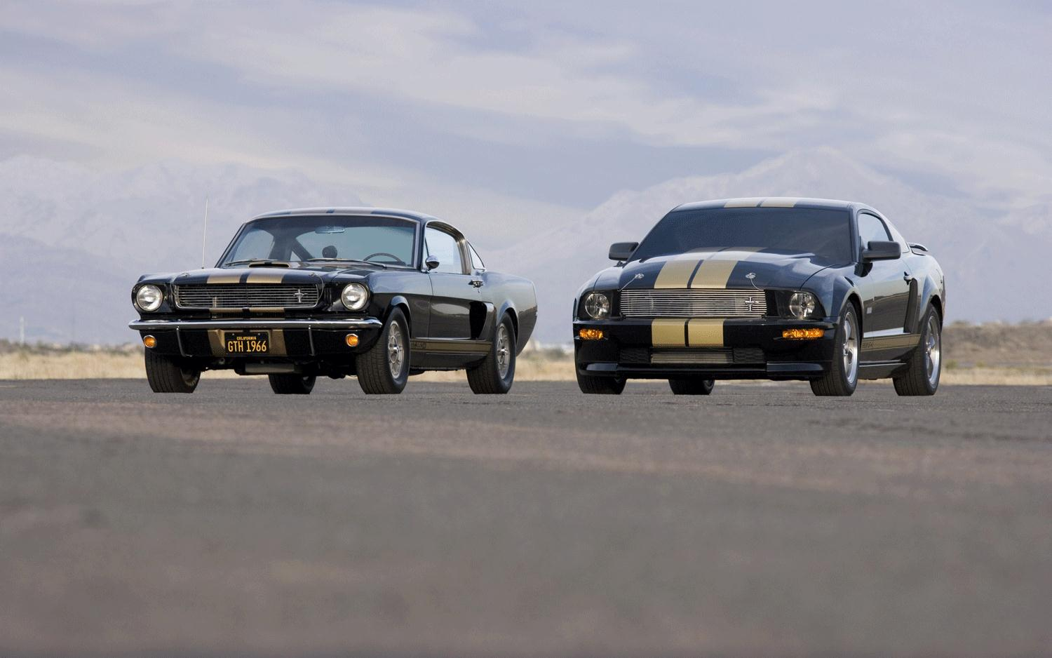 Hertz Expected To Add Shelby Mustang To Rental Fleet Motor Trend