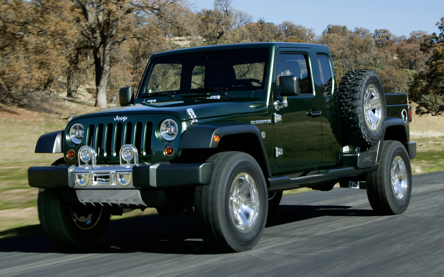Jeep Wants A Business Case For A Wrangler Pickup Help Us Build