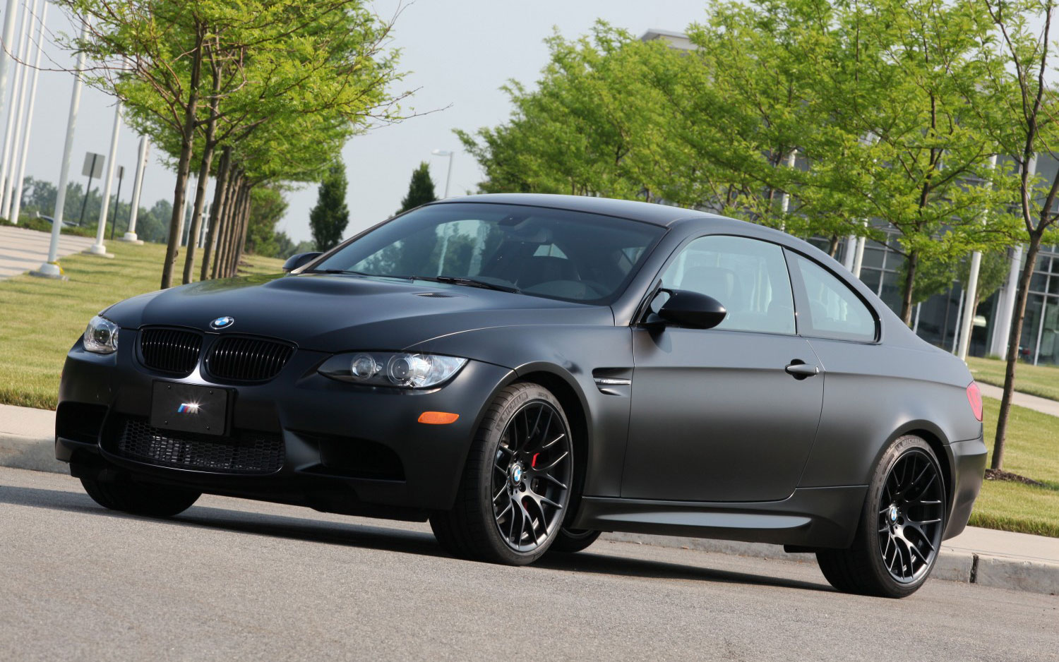 Frozen Black Edition Bmw M3 To Be Sold In U S Limited To 20 Units