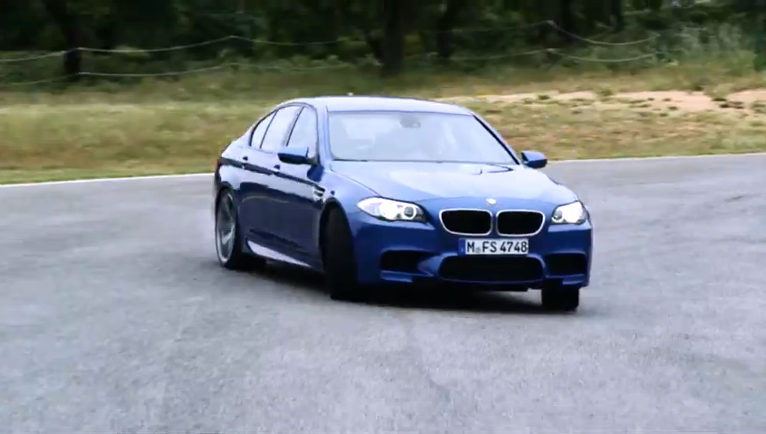 Video Find 2012 M5 Teased In Official Video From Bmw Motortrend