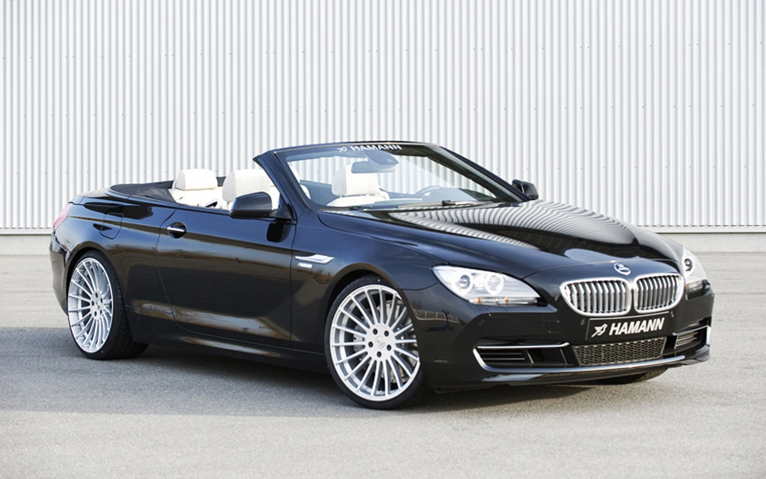BMW 6 Series Convertible Gets Makeover