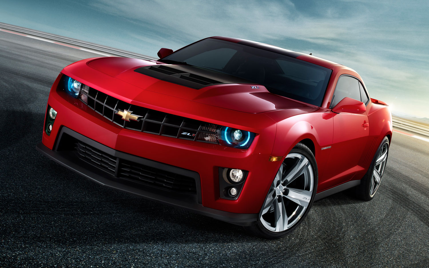 2012 Chevrolet Camaro ZL1 Gets Optional Six-Speed Automatic ...