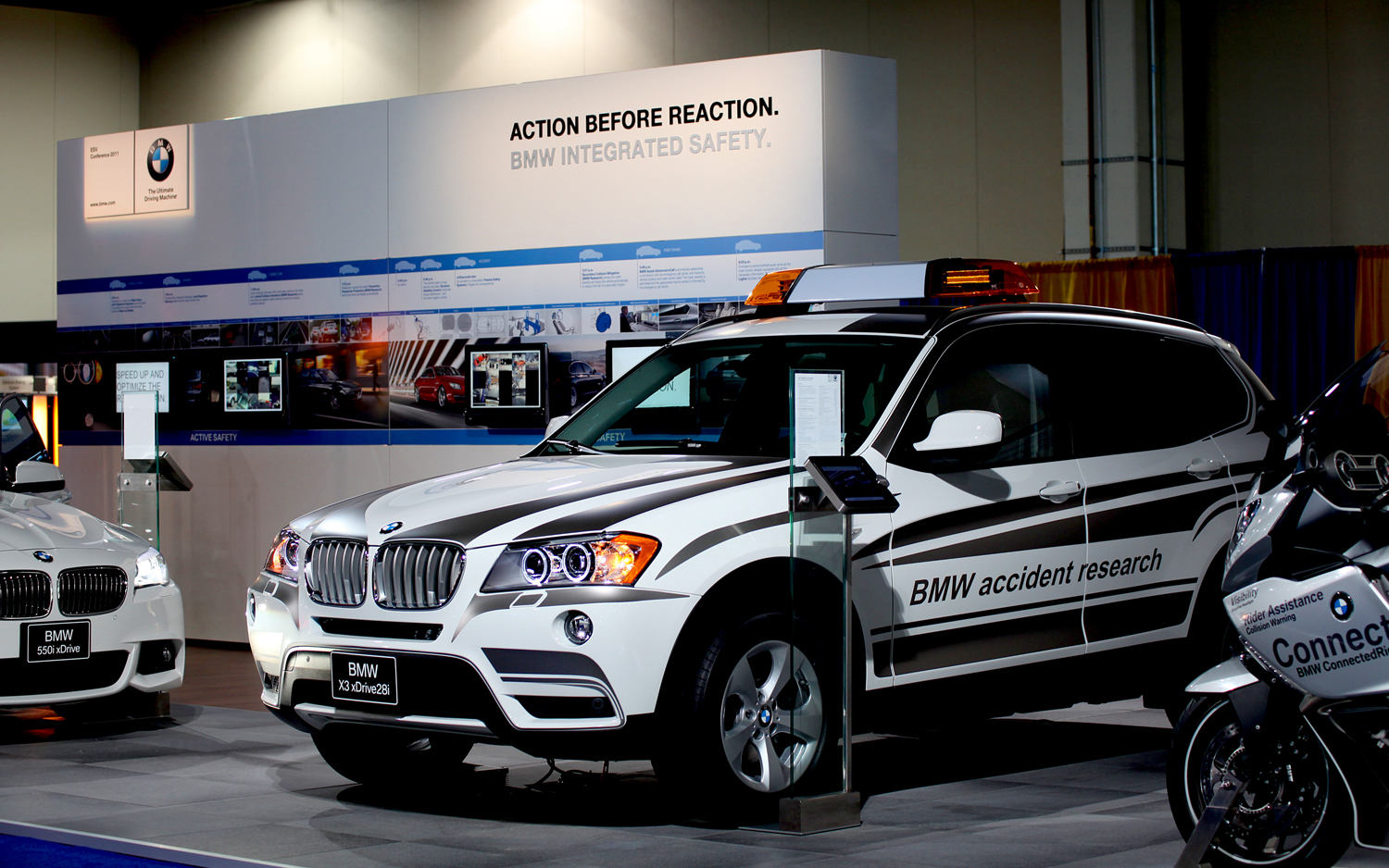 Bmw Shows Integrated Safety Concept Wants To Keep Drivers Safe