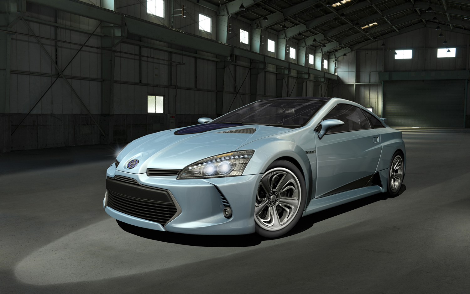 Toyota Prius Sports Coupe In Pipeline