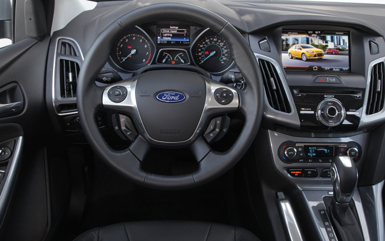 2012 ford sync update