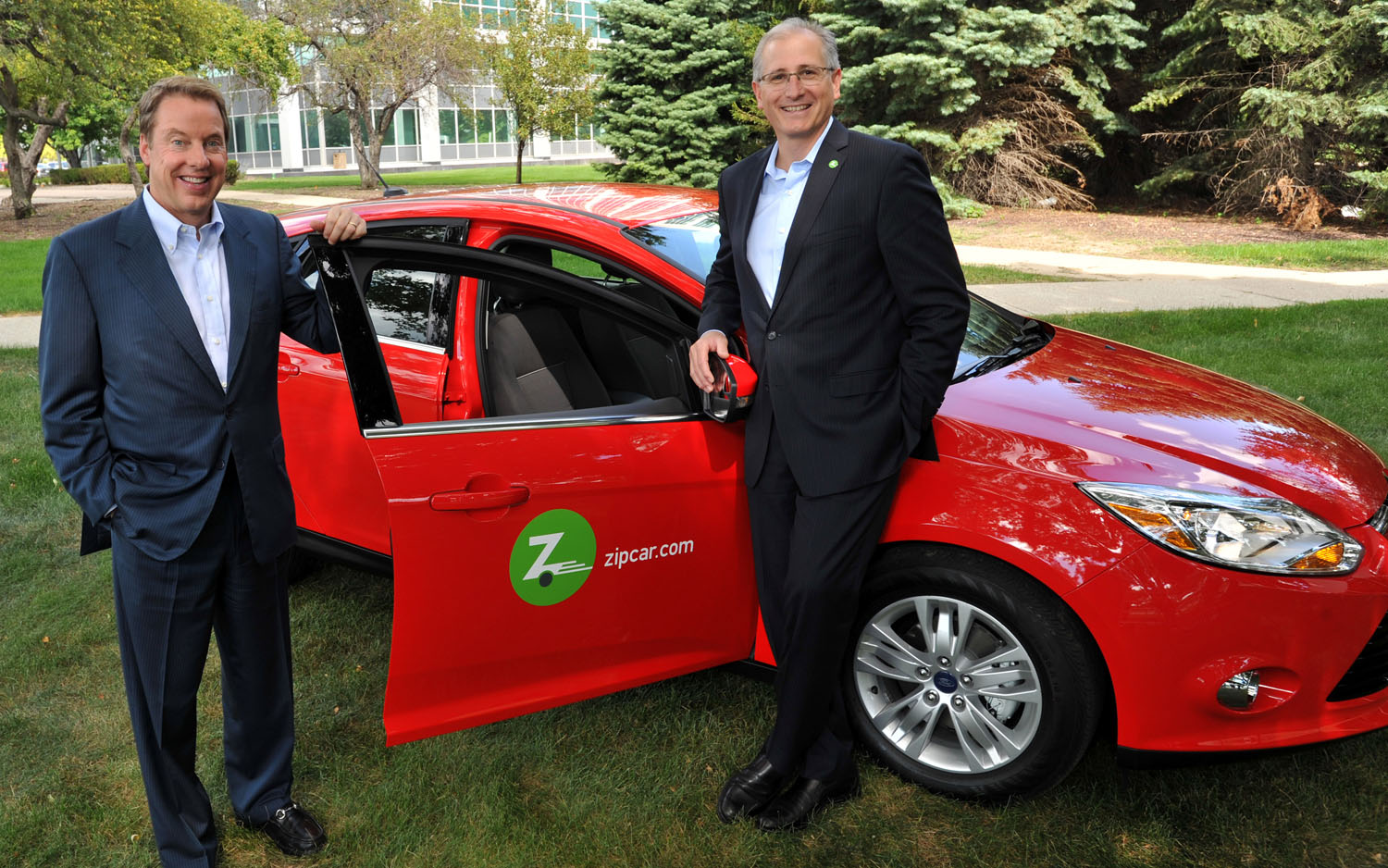 Ford Focuses On Zipcar S University Fleets Motor Trend