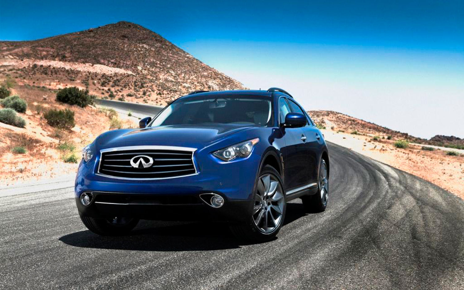 Updated 2012 Infiniti FX Crossover To Start at $43,450, Photo Gallery Inside
