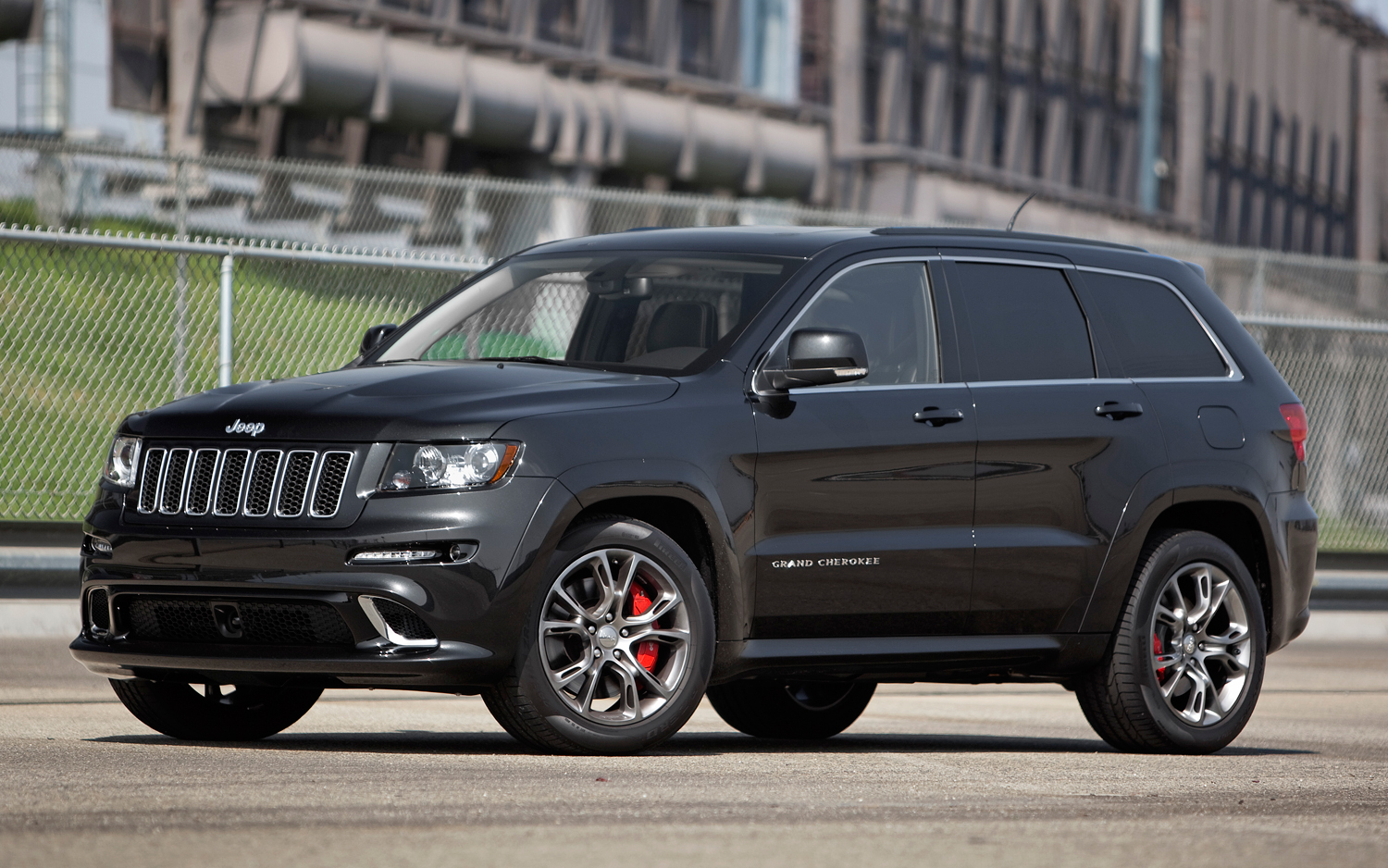 First Test: 2012 Jeep Grand Cherokee SRT8
