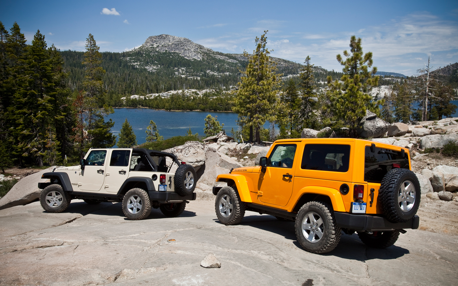 First Test: 2012 Jeep Wrangler