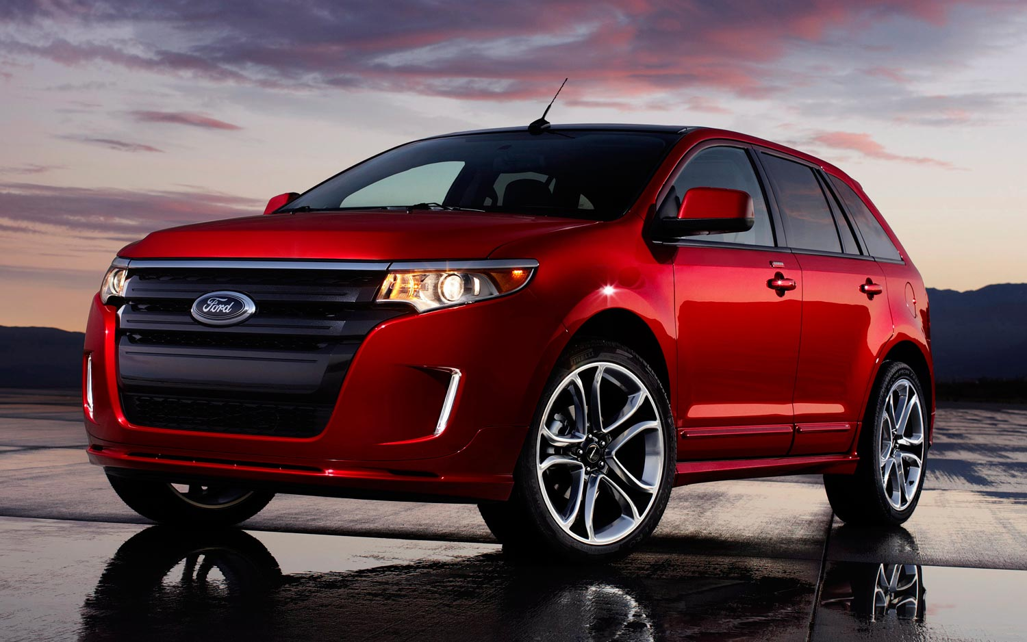 2012 ford edge photo gallery