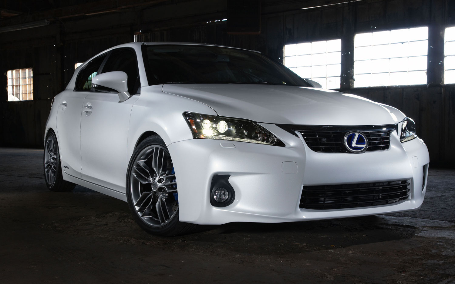 2012 Lexus CT 200h Gets New Alert System And F Sport Option; Rest Of Lexus  Lineup Are Carryovers