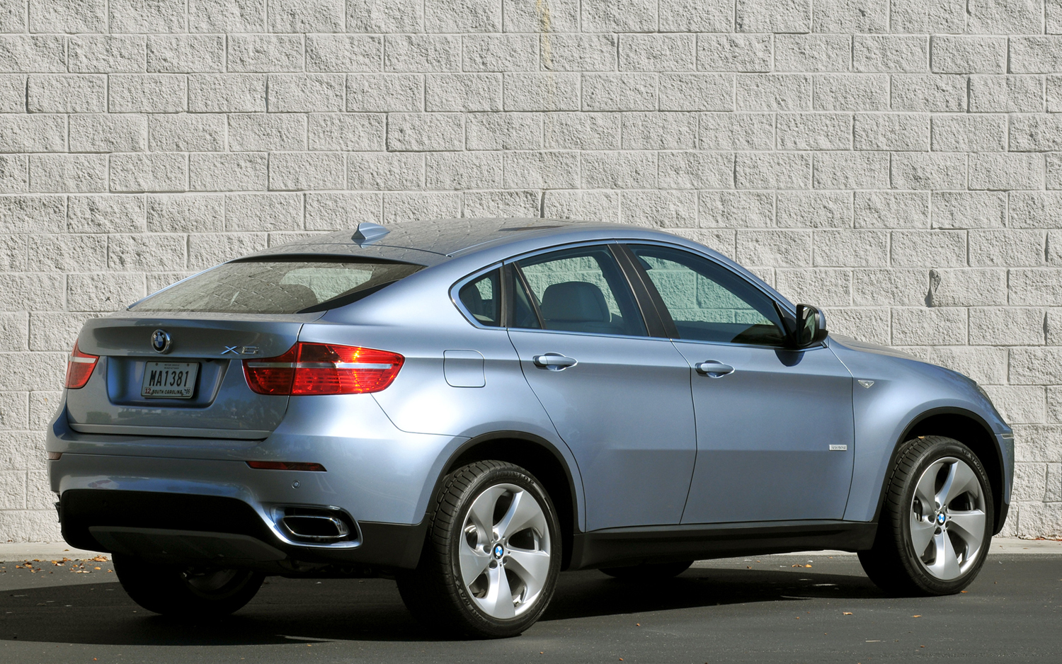 BMW To Discontinue X6 ActiveHybrid Sales In US