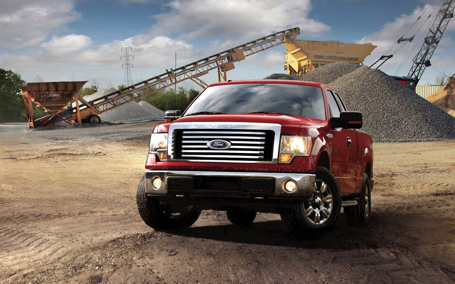 2012 Ford F-150 Updated, Gets New Appearance Package