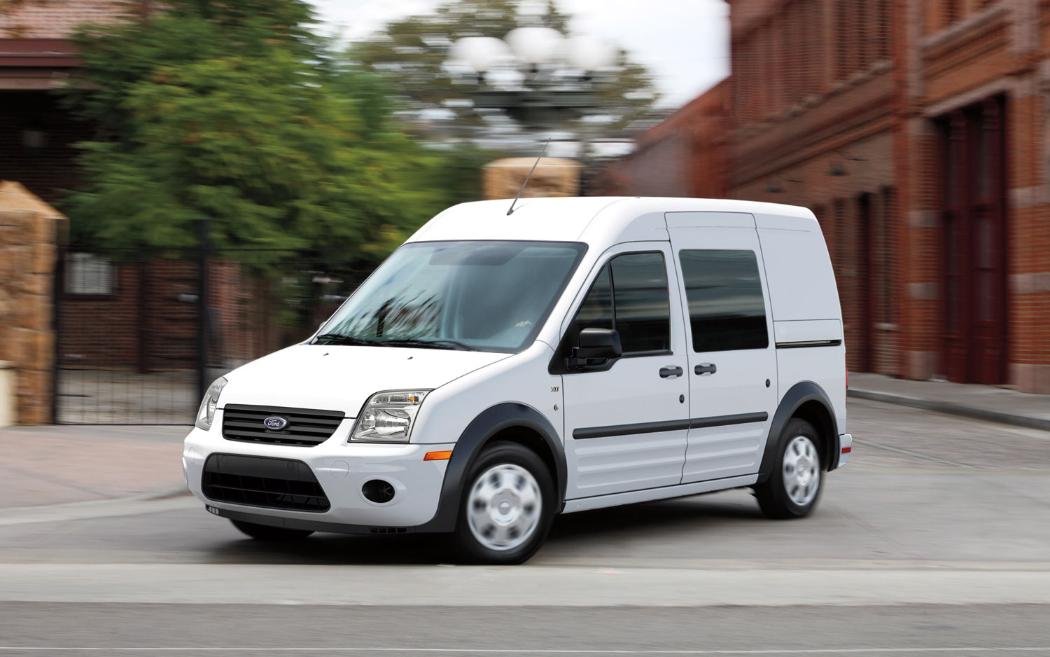 Build it Your Way: Ford Transit Connect - 6-Speed, Diesel, EcoBoost, 3-Rows?