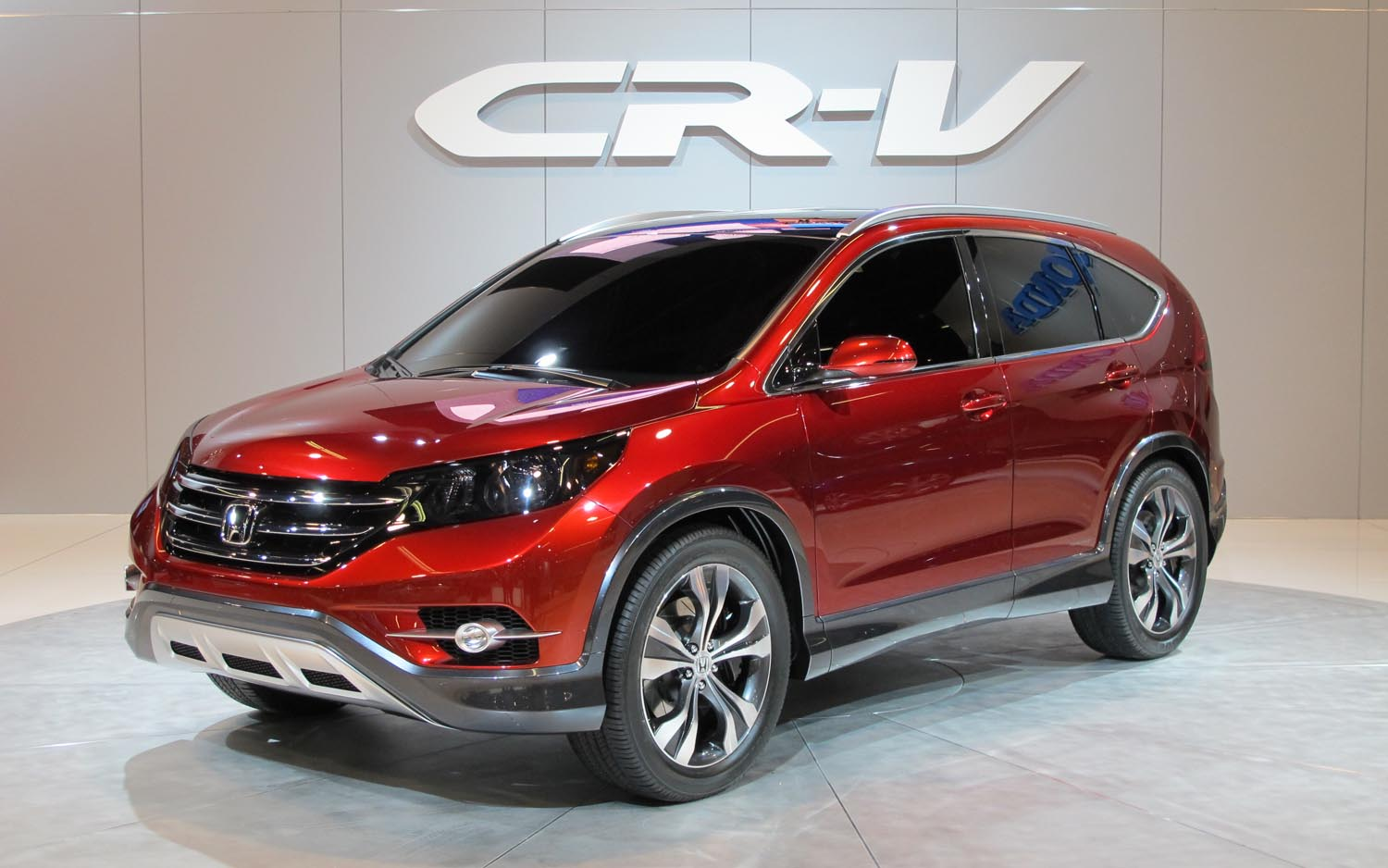 Honda Crv Fuse Box Problems Wiring Library 2010 Cr V Concept Comes To California Gets New Engine