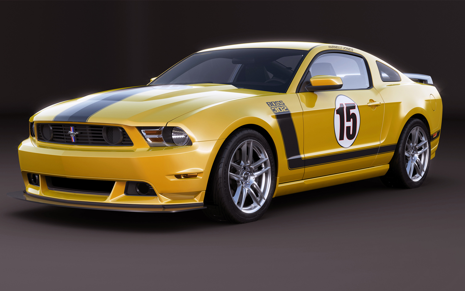Ford auctions customized 2012 mustang boss 302 for charity motortrend