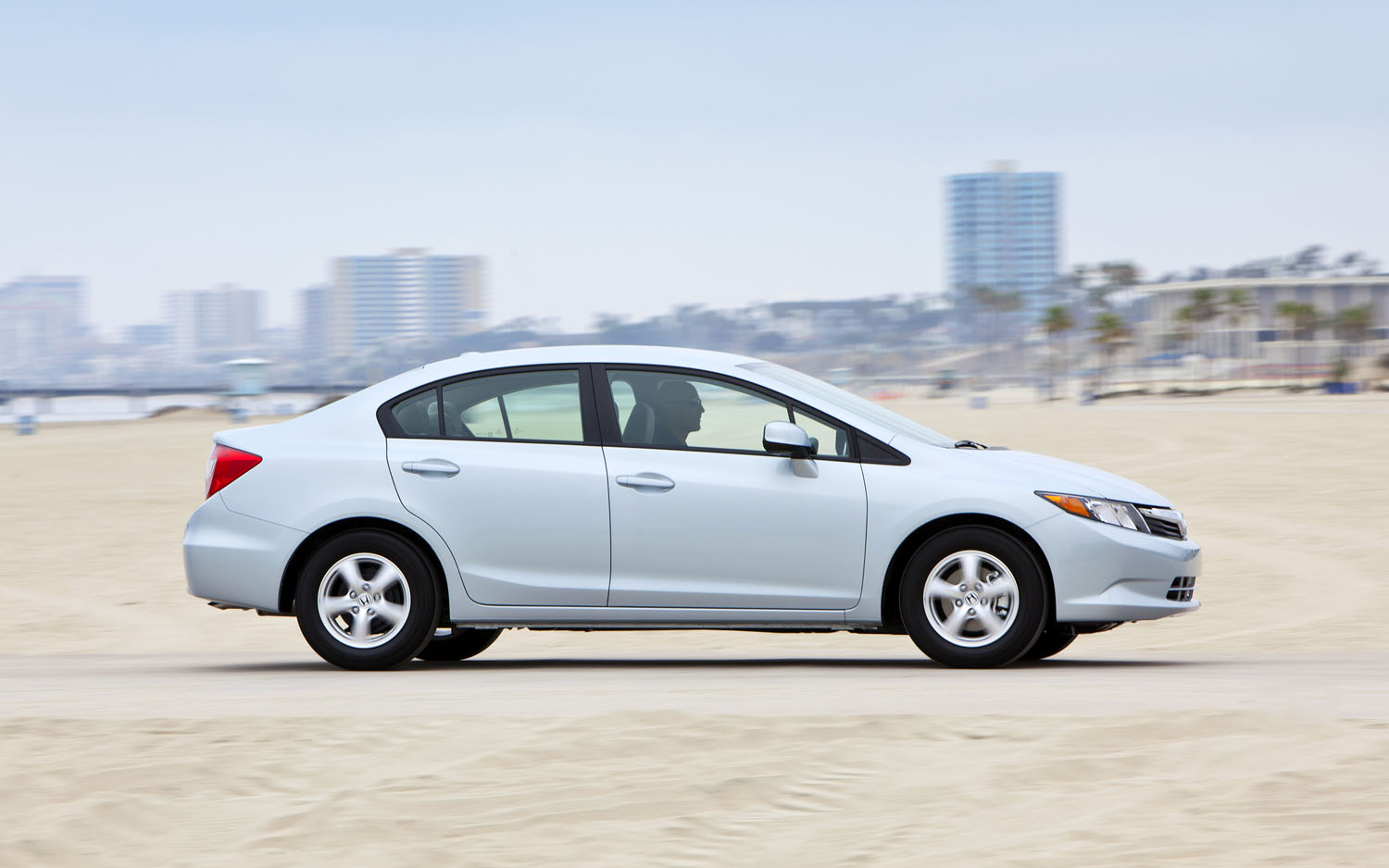 2012 Honda Civic Natural Gas On Sale For $26,905