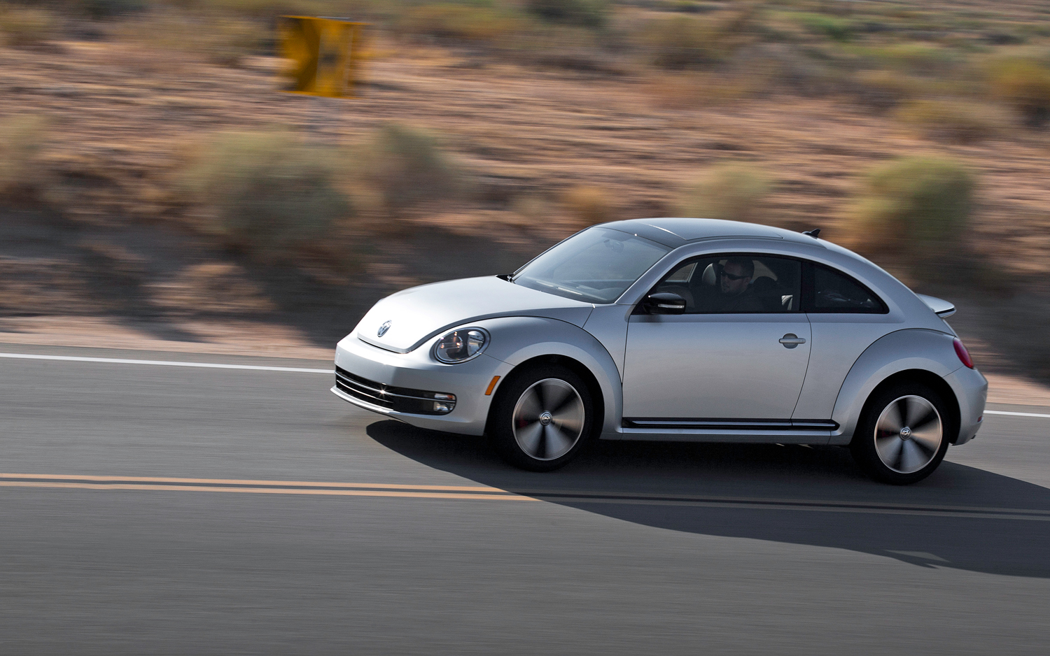 First Test 2012 Volkswagen Beetle And Turbo Motor Trend Interior Vw New Engine Diagram