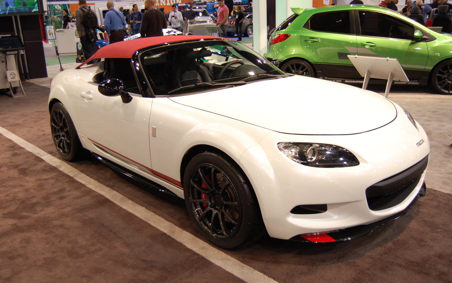 2011 SEMA: Our Picks for SEMA\'s Top 5 Mazdas - Motor Trend