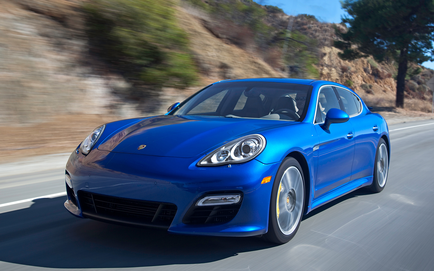 First Test 2012 Porsche Panamera Turbo S