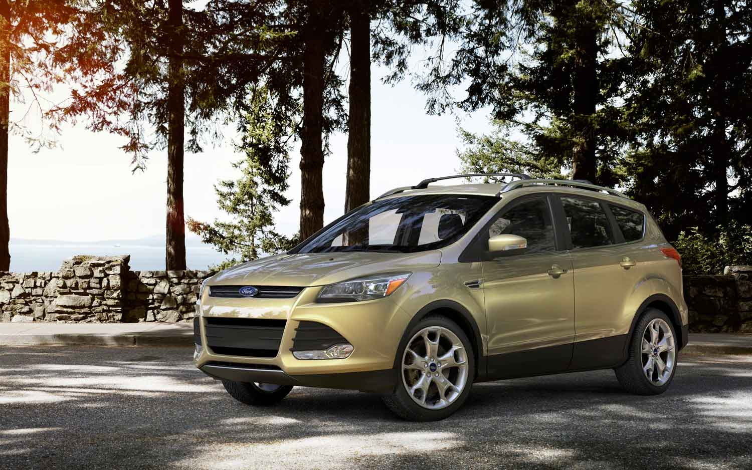 Refreshing or revolting 2013 ford escape